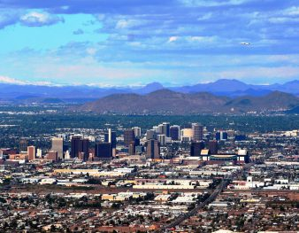image of downtown Phoenix