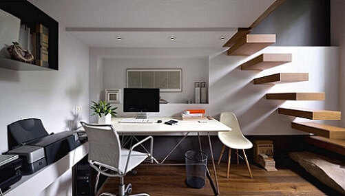 19 Home Office Design Ideas Decor Desks Layout Paint And More Square One,Bedroom Small Home Decor Ideas India