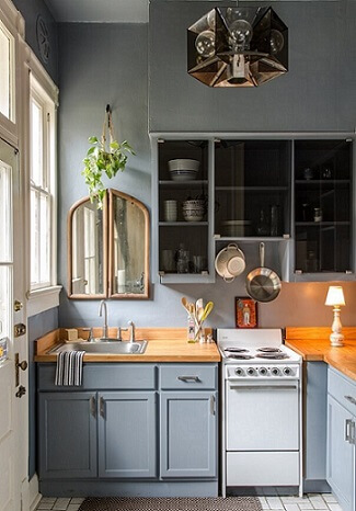 23 small kitchen design ideas | layout, storage and more