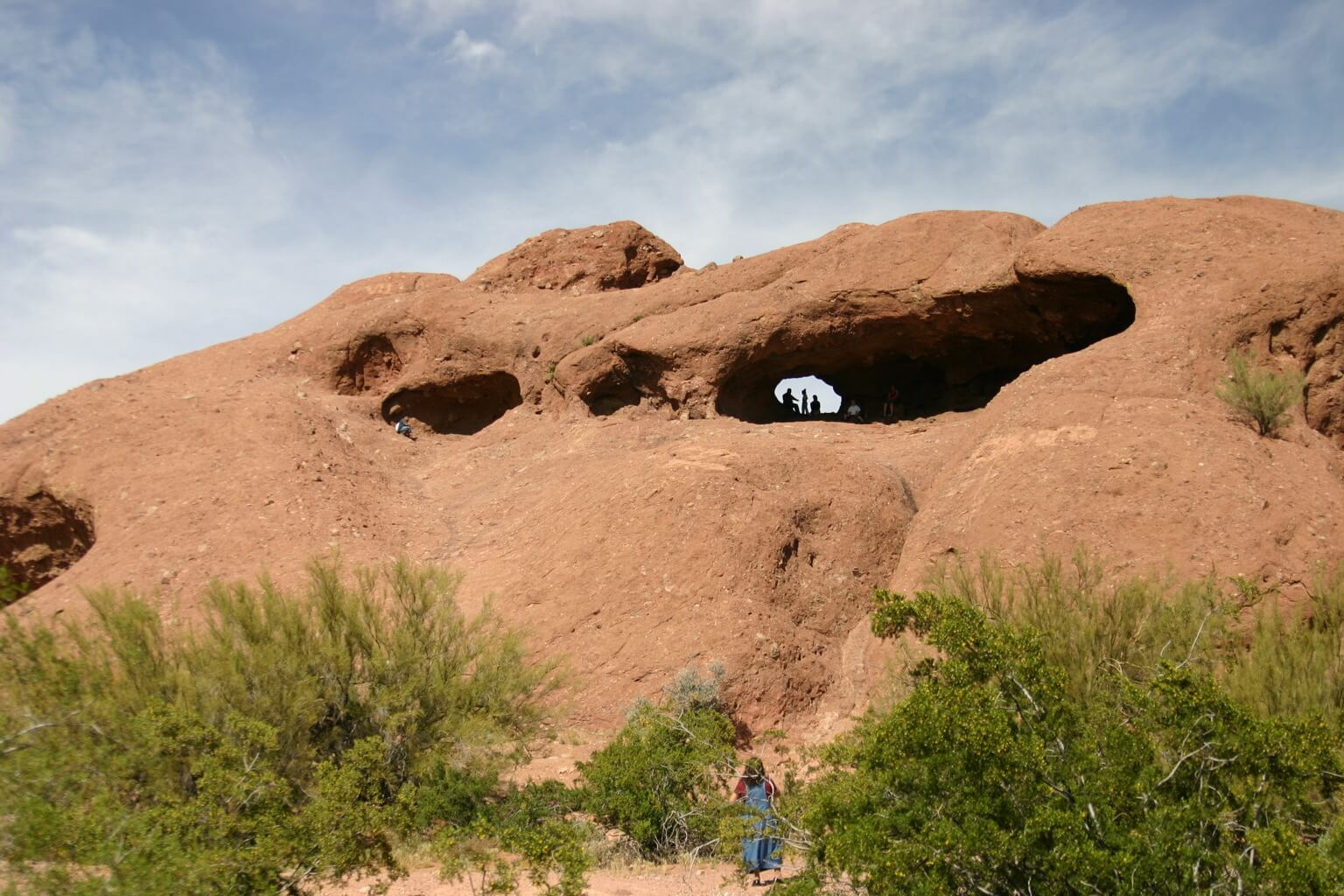Hole in the Rock Phoenix Arizona - Places to hike