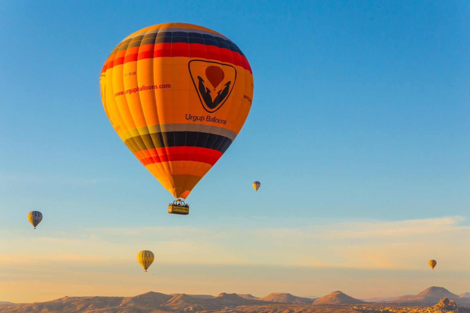 Hot Air Balloon Ride over Phoenix