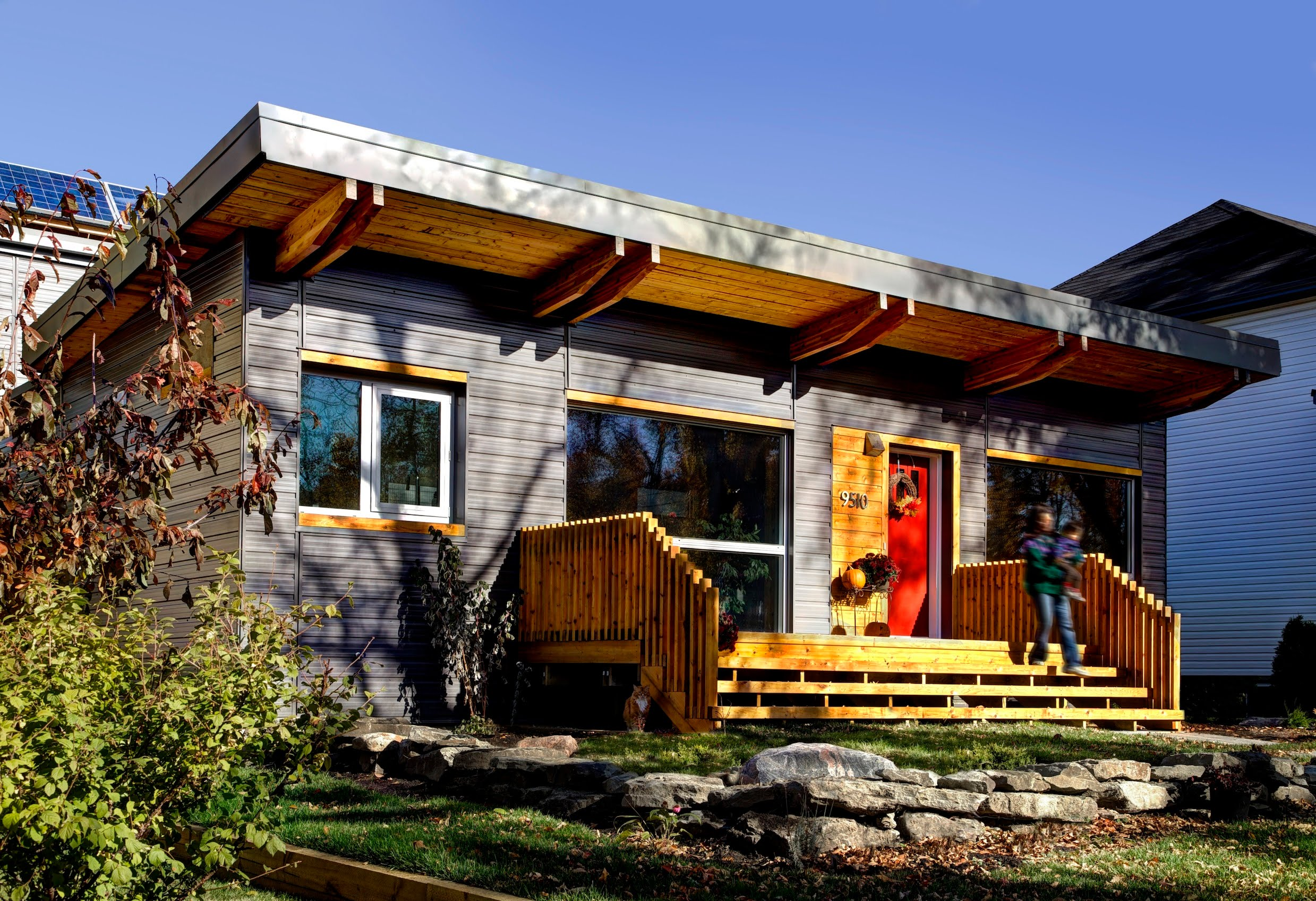What Are Net Zero Or Net Energy Homes