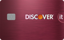 Discover it® Cashback Match&trade