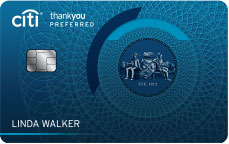 Citi ThankYou® Preferred Card for College Students-Earn 2,500 Bonus Points