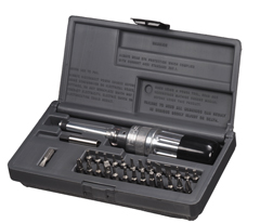 Cal 36K Torque Screwdriver and Kits