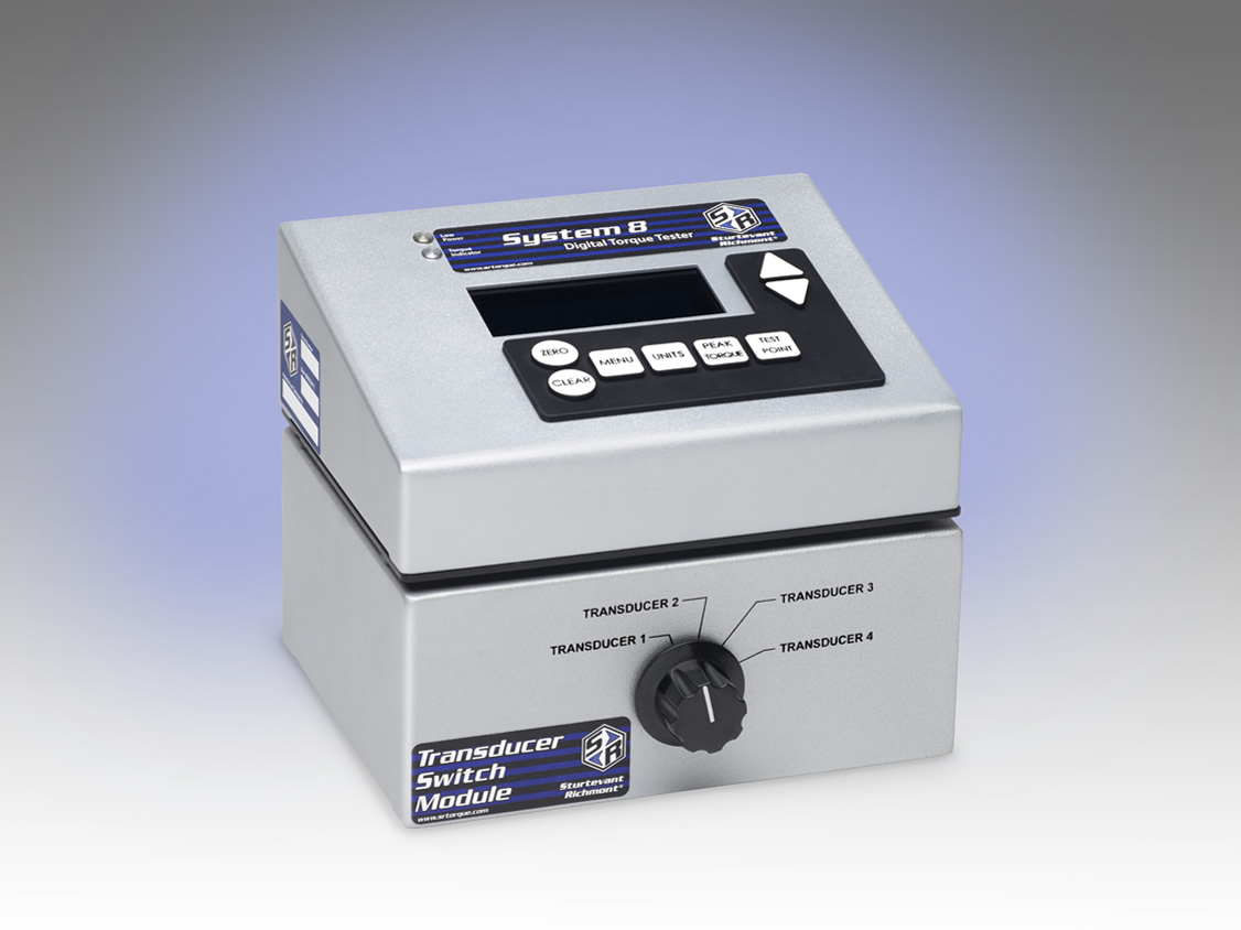 Why So Many Companies Buy Sturtevant Richmont Digital Torque Testers
