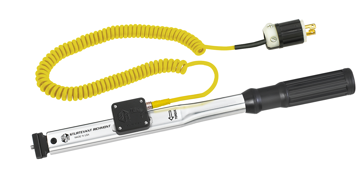 Hardwired Preset Clicker-Type Torque Wrench