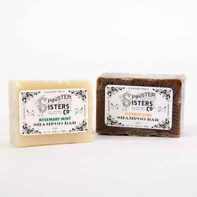 Shampoo Bar Travel Size