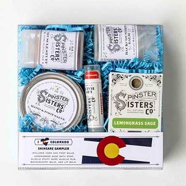 I Heart Colorado Sampler