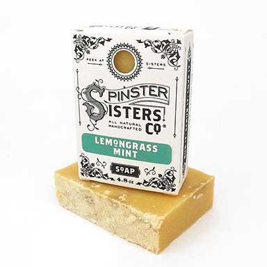 Lemongrass Mint Bath Soap