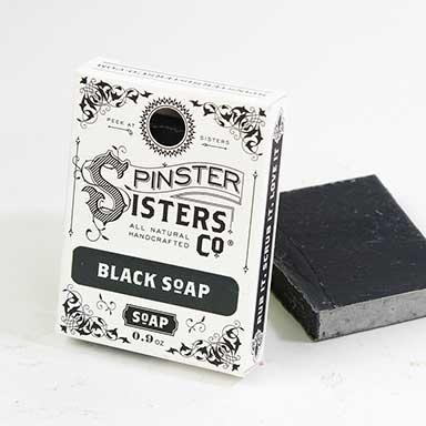 Black Soap B&B Bath Soap