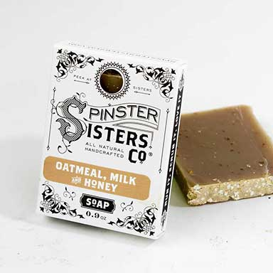 Oatmeal, Milk & Honey B&B Bath Soap