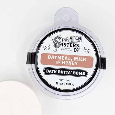 Bath Butta' Bomb 3 oz.