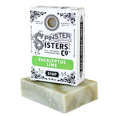 Eucalyptus Lime Bath Soap