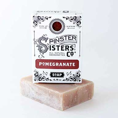 Pomegranate Bath Soap