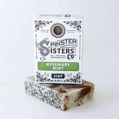 Rosemary Mint Bath Soap