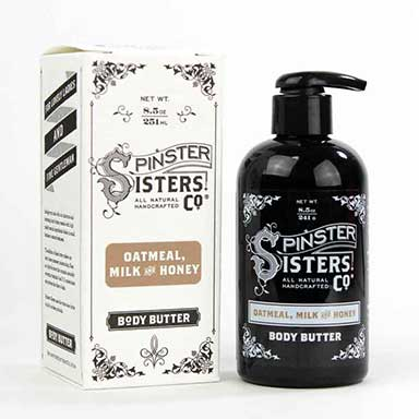 Body Butter, 8.5 oz.