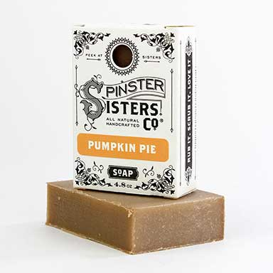 Pumpkin Pie Bath Soap