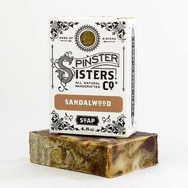 Sandalwood Bath Soap
