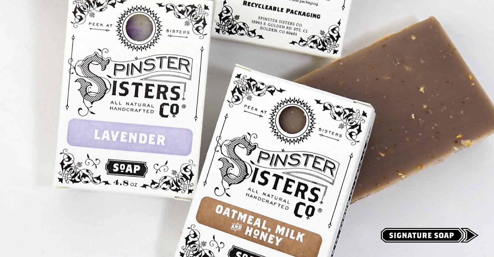 Spinster Sisters Co Colorado Natural Soaps And Lotions