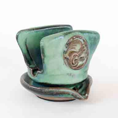 Ceramic Soap Stand