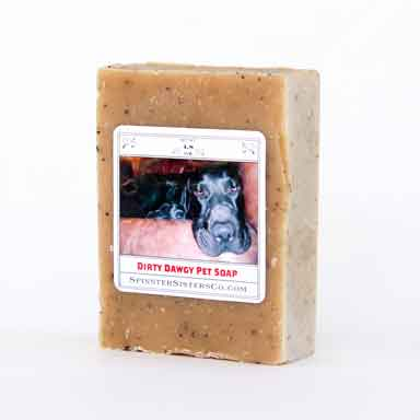 Dirty Dawgy Pet Soap