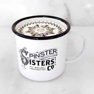 Soy Lotion Candle Mug