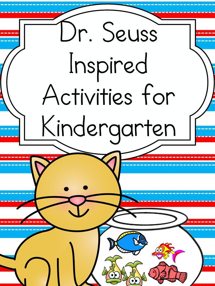 ... Seuss Worksheets (Inspired by Dr. Seuss!)Dr. Seuss Inspired Worksheets
