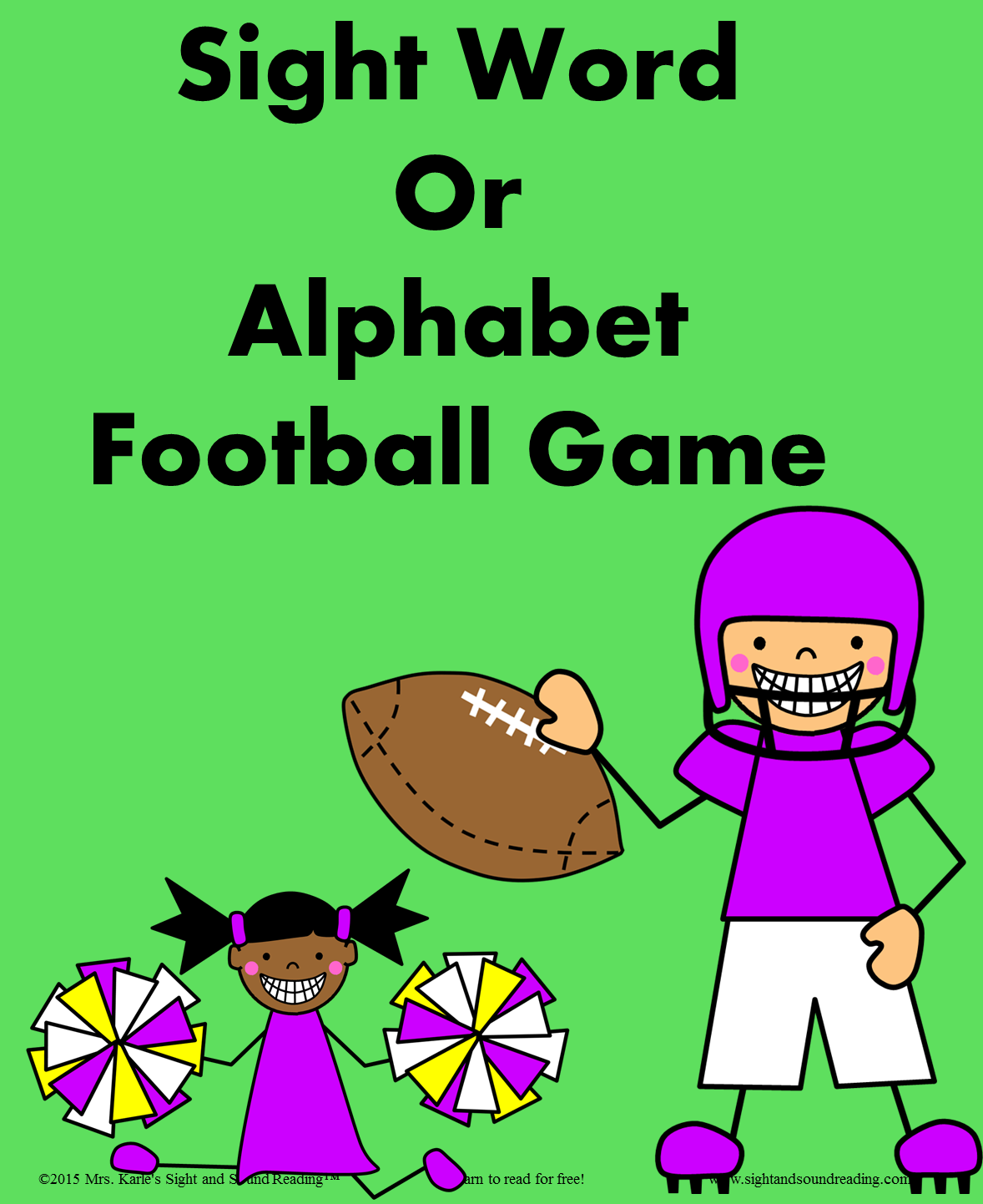 Dolch Sight Word Games