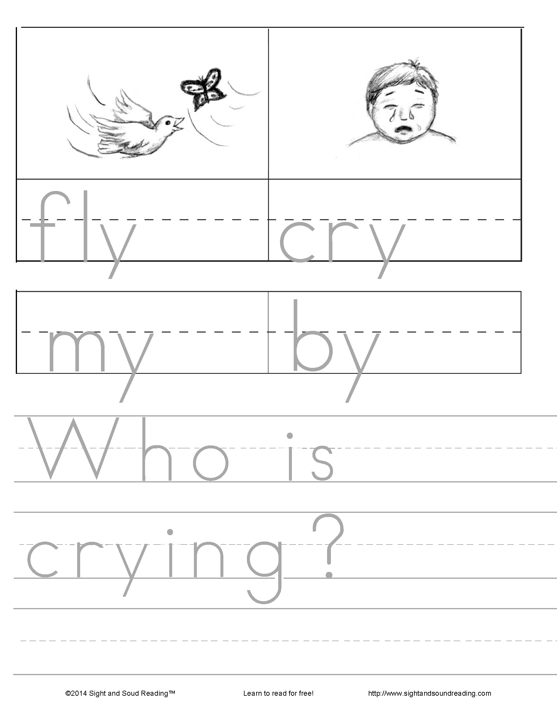 CVC Worksheets – Am Word Family Worksheets