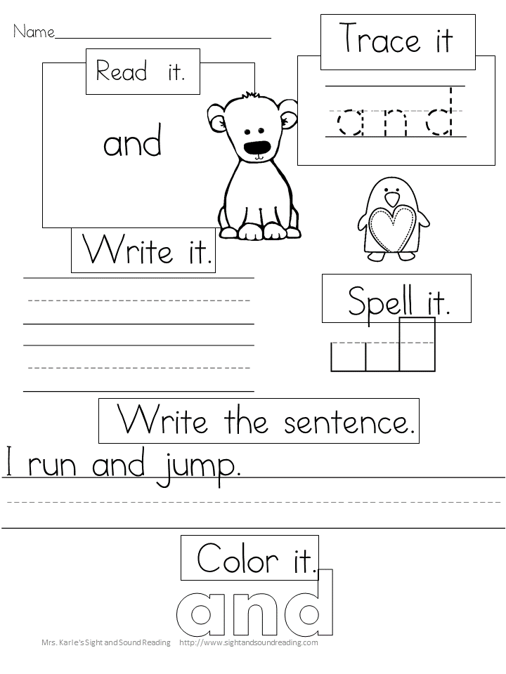 Worksheet Sight Word Worksheets sight word worksheets anyway here are the that we