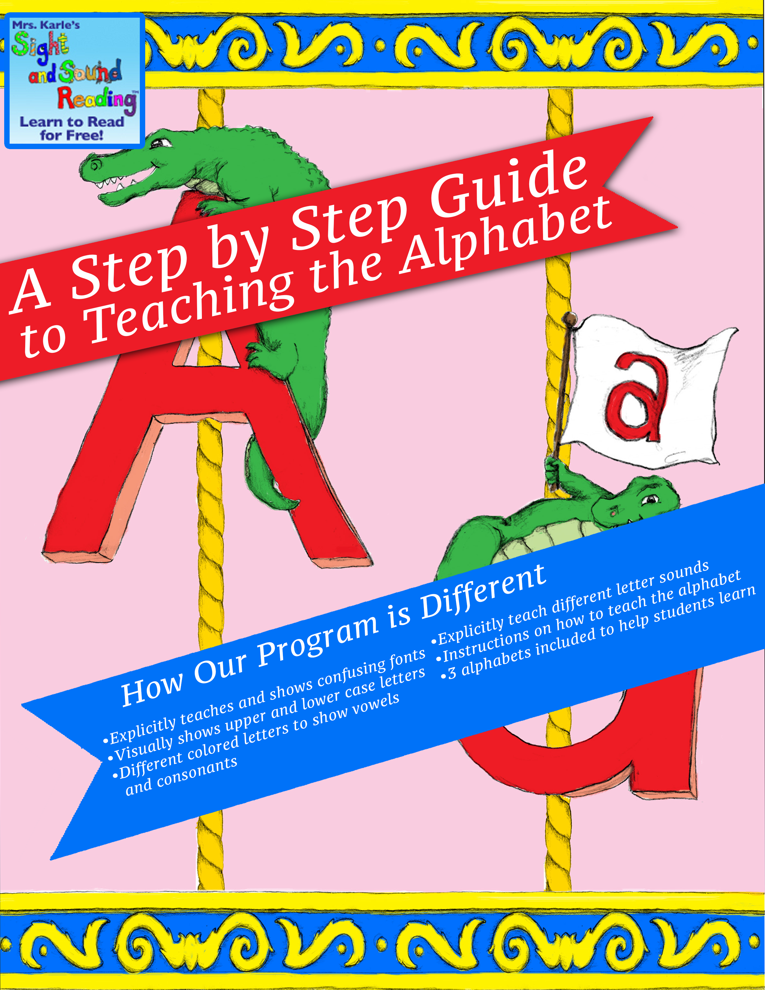 Pictures of the Alphabet and Teacher\'s Manual