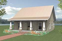 Craftsman Style Floor Plans Plan: 49-188
