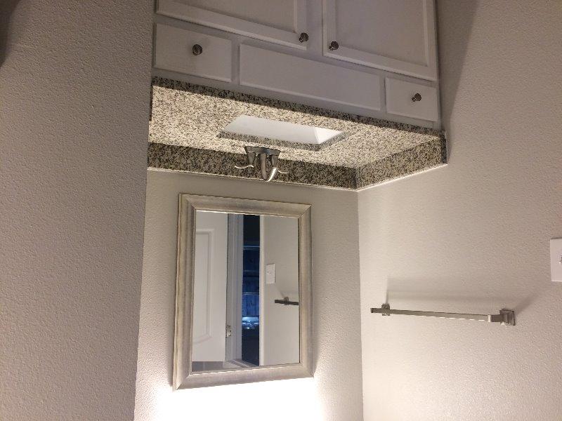 "Bathroom Vanity Unfinished bathroom vanity sink base cabinet 45"""