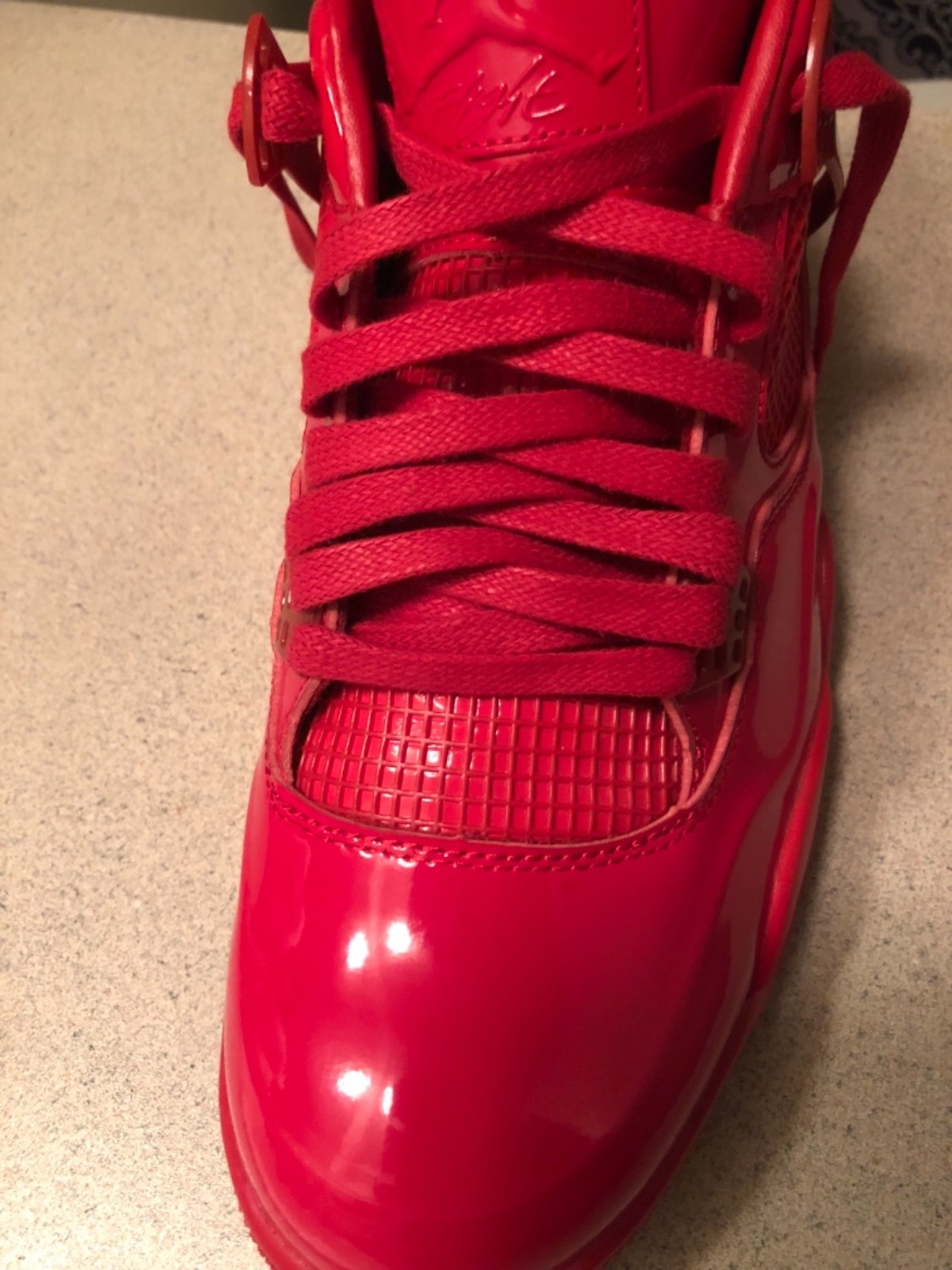 2fd967fa8ccf ... Tremere M. verified customer review of Red Waxed Shoe Laces ...
