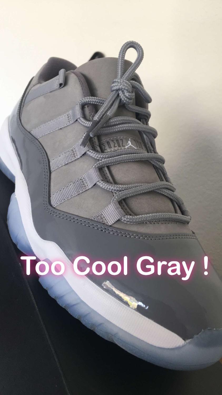 cc8f0bb71bb9 Cool Grey - XI Rope Laces