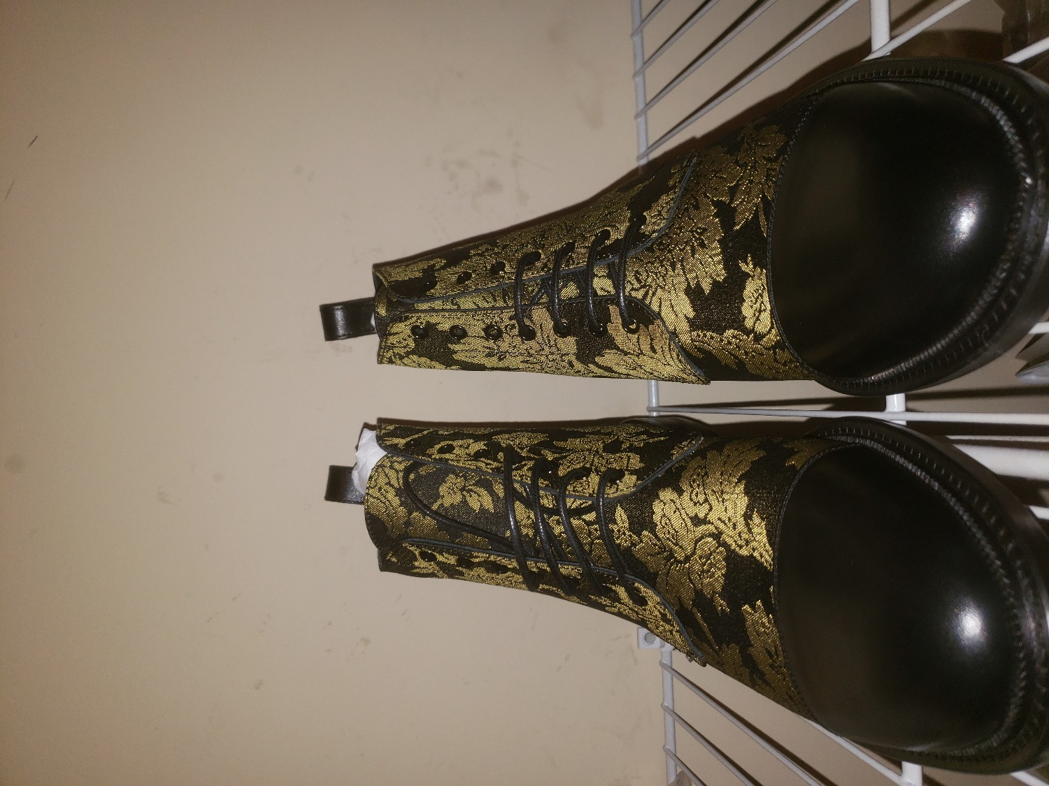 a09d18f180e6 Never in my life have I owned dress boots