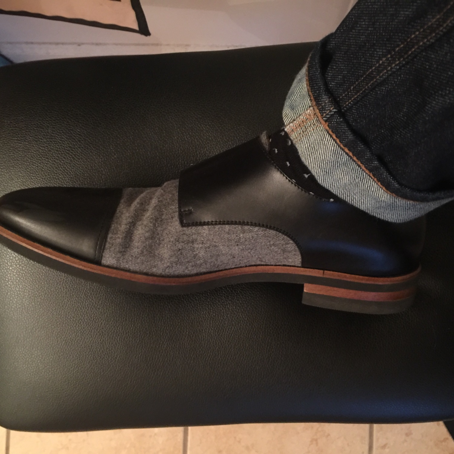 4acde53f438 Love the Calder in Black. This is my second Taft shoe and am loving it. I  get compliments for my Taft shoes all the time. After two months of wear