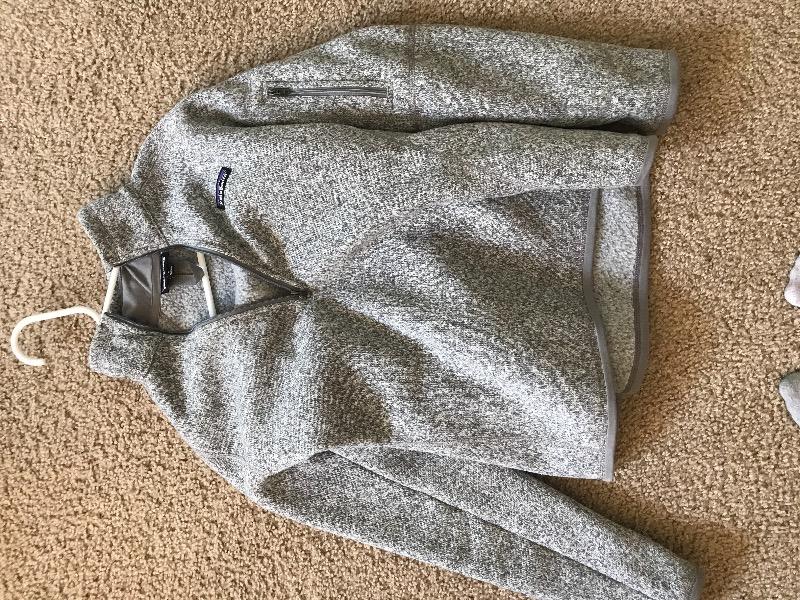 Patagonia Womens Better Sweater Fleece 14 Zip Escapeoutdoorscom