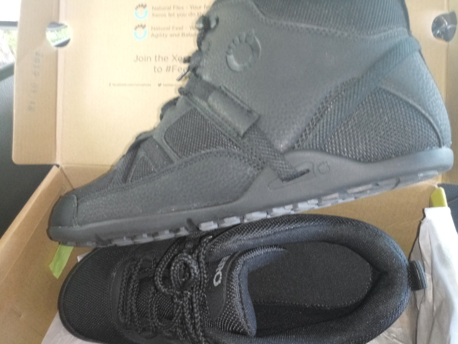 8743eb9d0ad48 After trying for months to get the daylite hikers i was made aware of a new  design. As soon as I seem them I ordered them.. Amazing and comfortable.