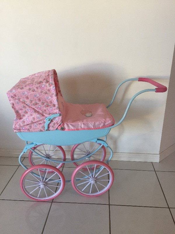 Buy Baby Annabell Doll Carriage Pram Online At Toy Universe