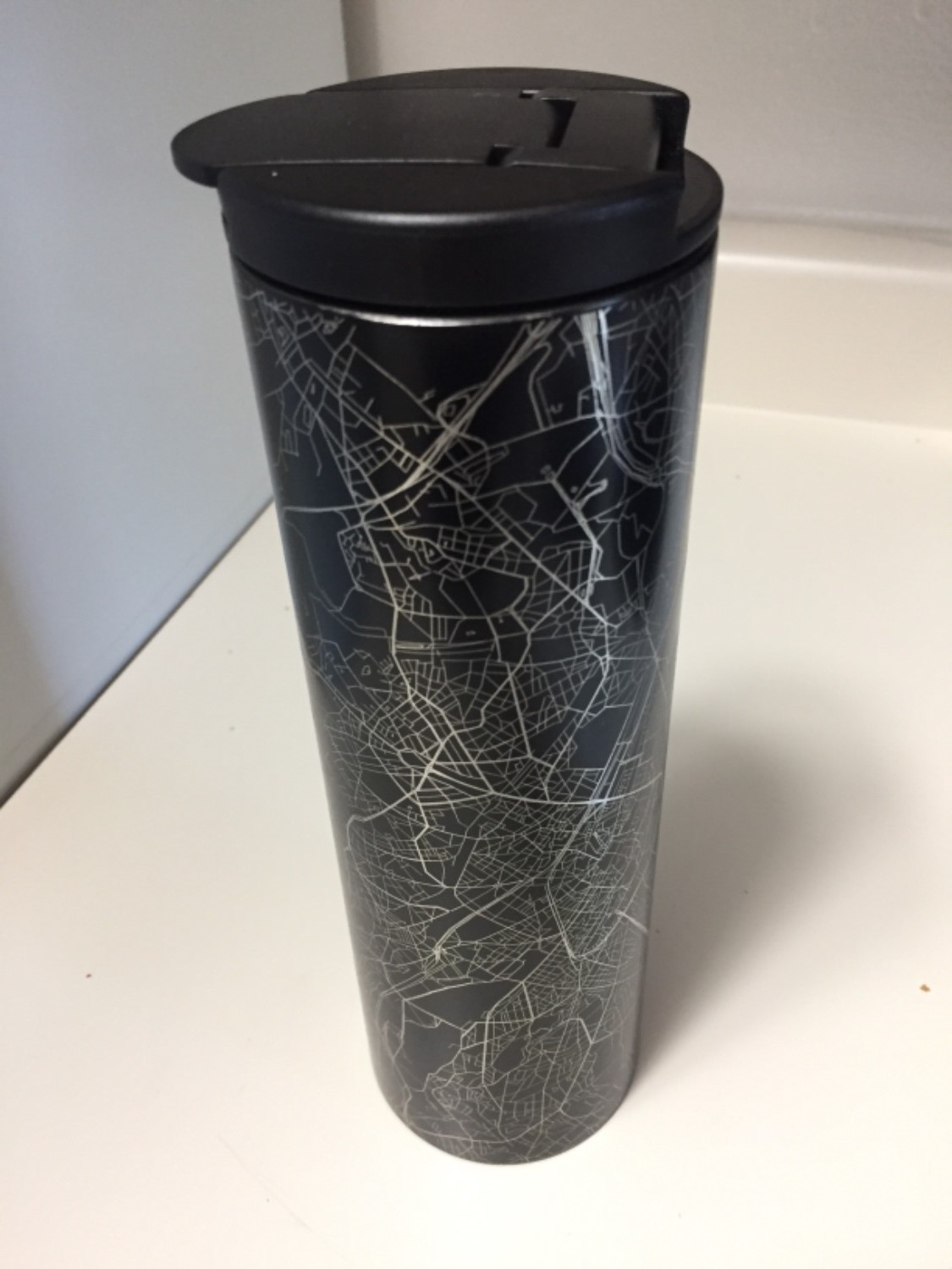 4217cc22b0c High quality and great design. Highly recommend! Dmitry V. Share · 17oz Stainless  Steel Midnight Tumbler