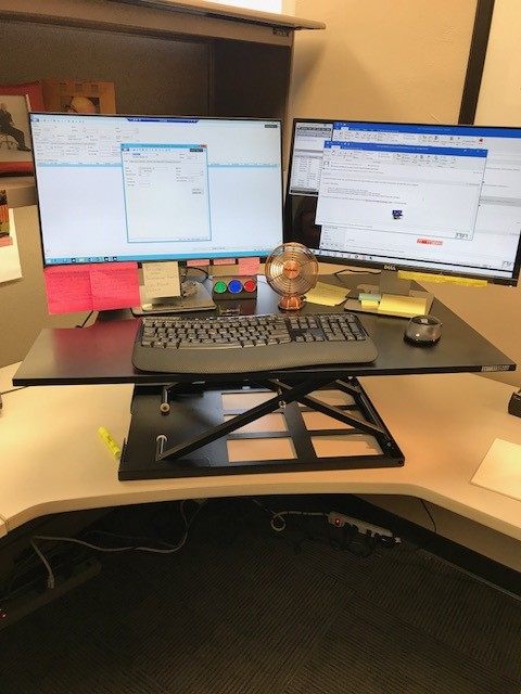 Stand Steady X Elite Pro Xl 36 One Level Sit Stand Desk