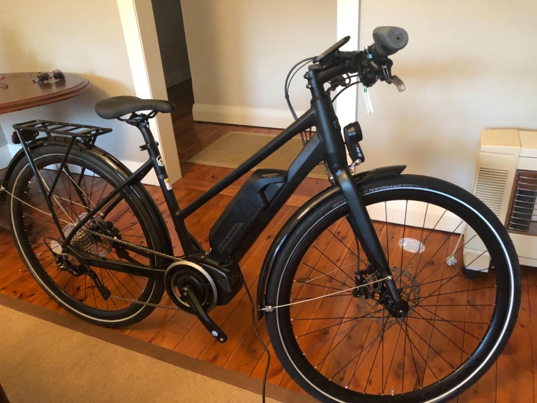 Polygon Path E Pedelec Electric City Bike Fast Shipping M Y Bracelet Mtb 397 I