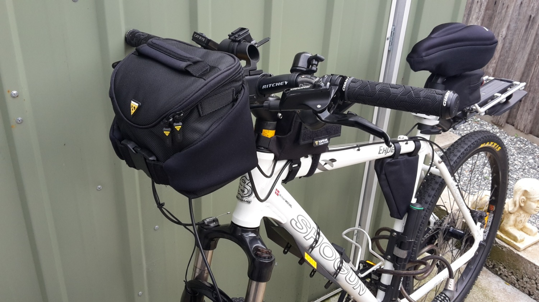 Topeak Tourguide Handlebar Bike Bag Review Baik Dx Compact Source Free Shipping