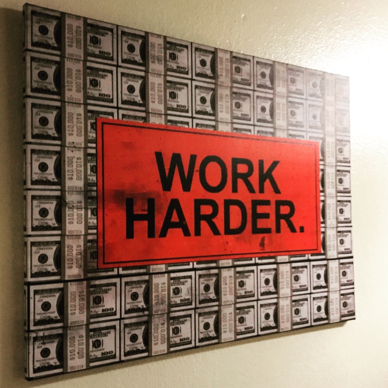 work harder Jeb bush said americans need to work harder to raise their wages most already do.