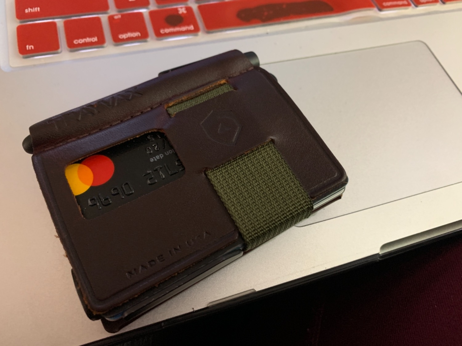 1ebea4181f7 This my favorite wallet to date. I don t use it for the notebook