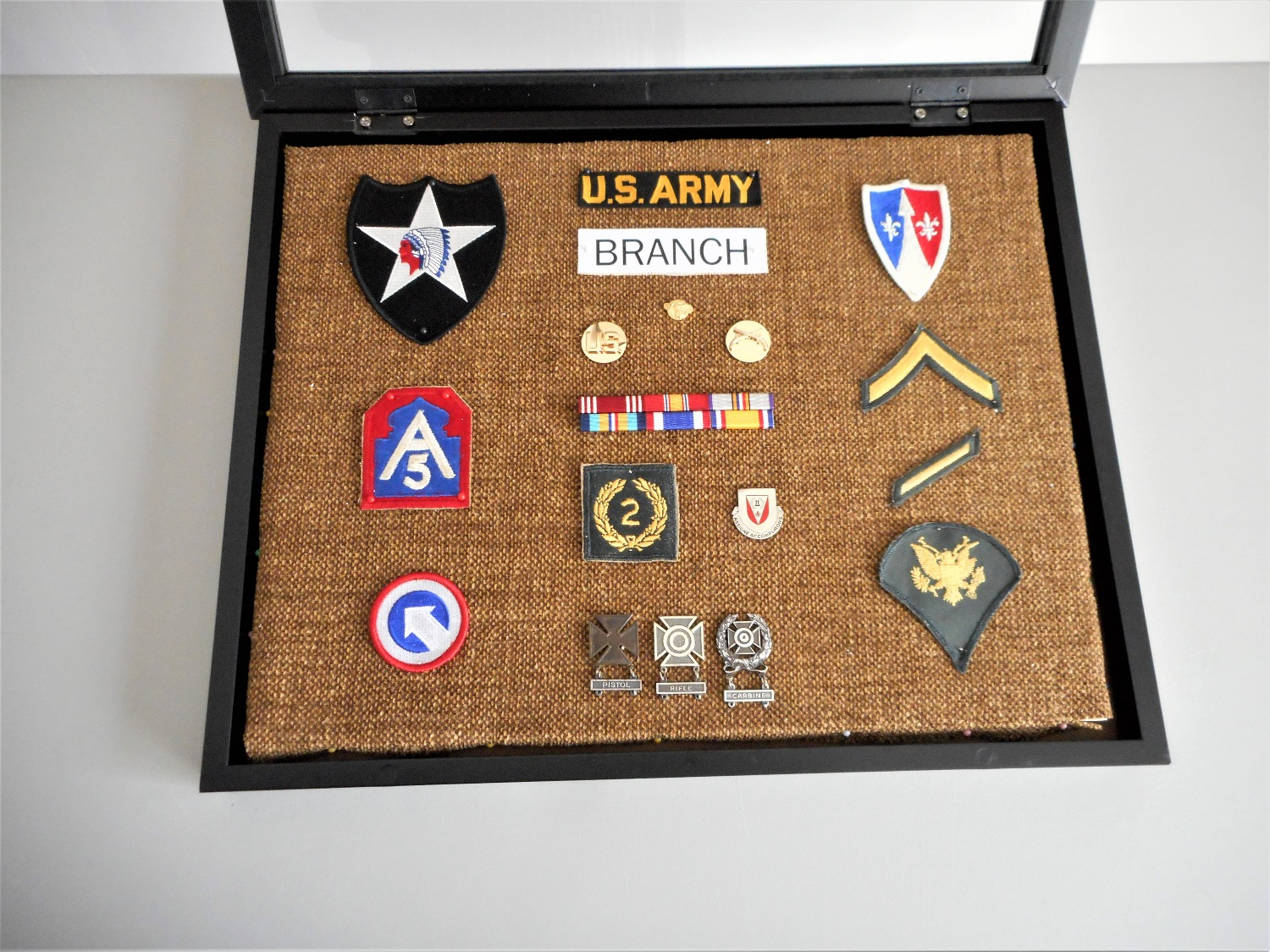 Army Expert Weapons Qualification Badge Usamm