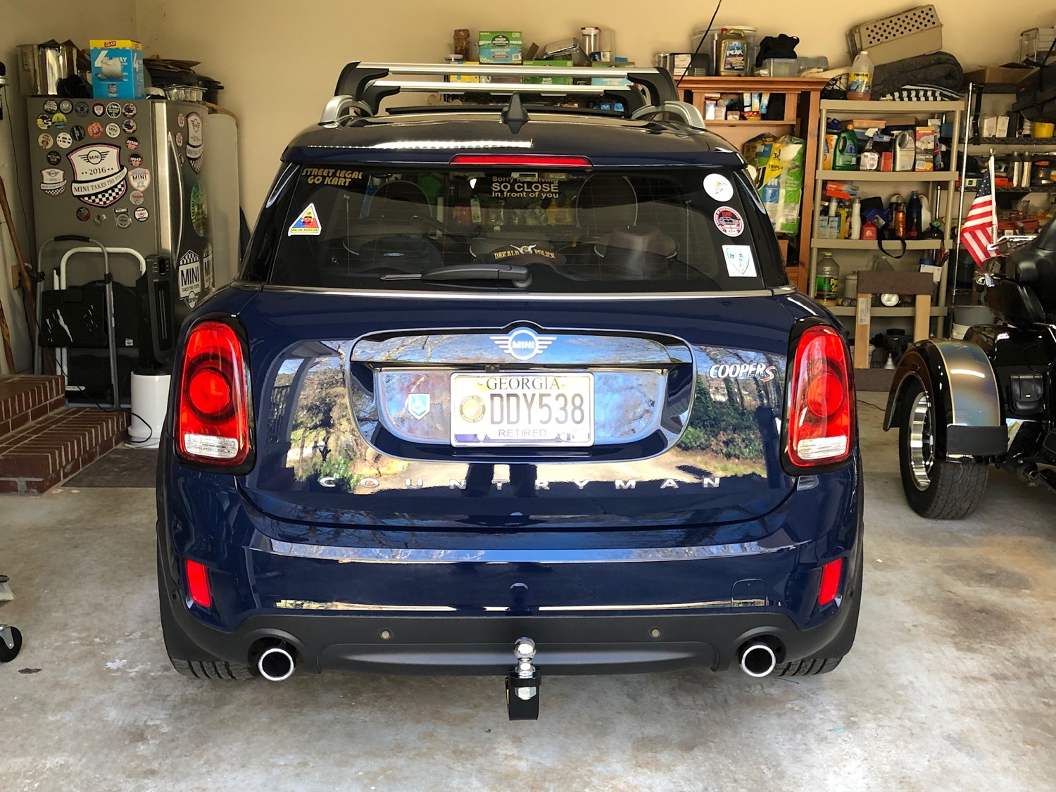 Thread Allroad Tow Package Wiring Questions