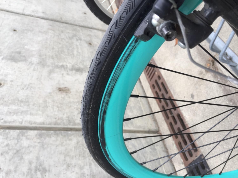 X Speed Fixie Flip Flop Track Wheelset City Grounds
